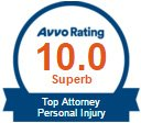 Avvo Personal Injury Lawyers